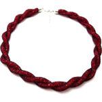 Lesara Sternenstaub-Halskette - Rot