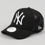 New Era Clean Trucker NY černá
