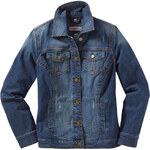 EARLY 20 Džínová bunda, Early 20 modrá obnošená