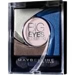 Gemey Maybelline Eyestudio Big Eyes - Yeux - Luminous Blue
