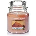Yankee Candle Musc egyptien - Moyenne Jarre