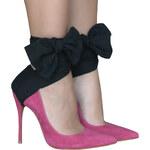Heel Condoms - Black Tie Affair - návleky na lodičky
