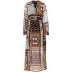 BODYFLIRT Must-Have: dlouhé šifónové šaty bonprix