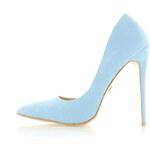 United Fashion Světle modré lodičky Juliette II