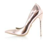 United Fashion Růžovo-zlaté lodičky Lovely