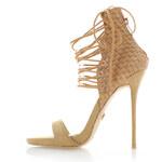 United Fashion Skořicové sandály Platon