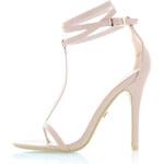 United Fashion Béžové sandály Irene