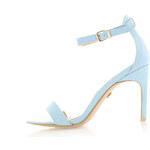 United Fashion Světle modré sandály Klamaris