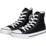 CONVERSE Hightop-Sneaker CHUCK TAYLOR ALL STAR schwarz
