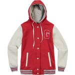Gravity College red/ivory