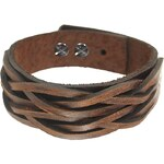 COWstyle WINSTON Armband braun