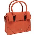 Lipsy Coral Fold Bag Ld62 Coral