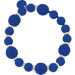 Náramek OPS! Boule Chic OPSBR-263 modrý