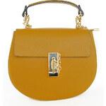 Italská trendová kabelka Vera Pelle