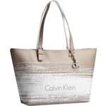 Kabelka CALVIN KLEIN JEANS - Melissa Brushed Large Tote K60K601534 905