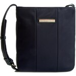 Kabelka TOMMY HILFIGER - Daybag Nylon Flat Crossover AW0AW01228 Midnight 001