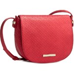 Kabelka TOMMY HILFIGER - Th Emboss Flap Crossover AW0AW01604 Lipstick 621