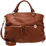 Anna Field Shopping Bag cognac