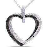 KRYSTYS Stříbrný náhrdelník se Zirkony Ag925 Relation
