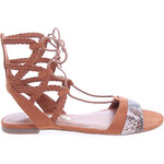 Tamaris dámské sandály 1-28178-36 hnědé