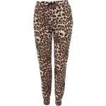Leopardí volné kalhoty Leggsington Thea