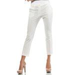 Bílé kalhoty MOE 161