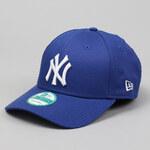 New Era 940 League Basic NY modrá / bílá