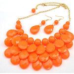 LightInTheBox Women's Bubble Necklace