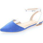 Moow Modré sandály Sonja