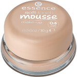 Essence Nr. 04 Matt Ivory Soft Touch Mousse Make-up Foundation 16 g