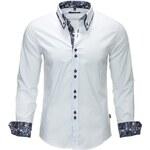 Pánská bílá košile CARISMA