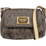 Crossbody kabelka Michael Kors jet set small brown