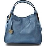 Světle modrá kabelka Briline Bellasi 6944