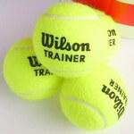 Tenisový míč Wilson Team Trainer 2.015. 1 ks WRT131200 - N/A