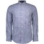 Pánská košile Gant 64655 - Modrá / XL