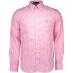 Pánská košile Gant 64665 - Růžová / XS