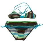 Dámské plavky Puma Stripy Triband Bikini