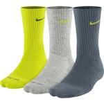 Unisex ponožky NIKE 3PPK DRI-FIT CUSHION CREW