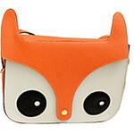 LightInTheBox Dazzale-Bag Cute Fox Print Orange Bag