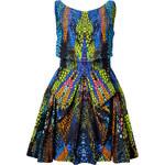 McQ Alexander McQueen Printed Dress