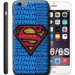 Trikátor Kryt Superman - iPhone 6/6S
