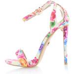 United Fashion Květované sandály Blanda