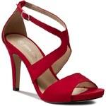 Sandály JENNY FAIRY - LS3600-01 Červená