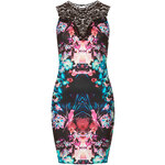 Topshop **Venture Print Dress by WYLDR