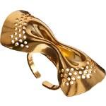 Gogo Philip Gold Bow Ring