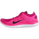 Nike Laufschuhe FREE 4.0 FLYKNIT pink