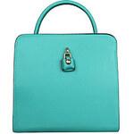 LightInTheBox Kaige Women's Korean Style Solid Color Handbag(Green)