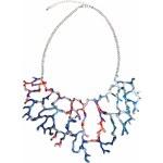 náhrdelník Desigual 61G55D2/Coral Culture Club - 5001/Marino