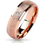 prsten Body Art R-M3166R - Rose Stainless Steel 05