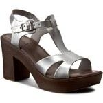 Sandály INBLU - SC015C01 Stříbrná
